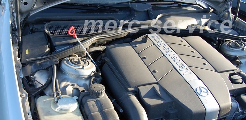 214 Lmessstab Messstab Mercedes Automatikgetriebe W163 W203